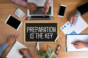 preparation for an IT review is key